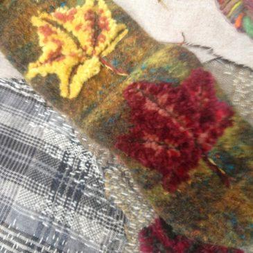 Velours de laine