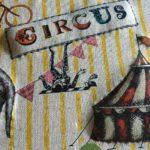 cadre circus 2 détail