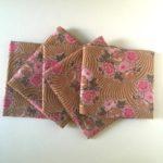 coton30' moka rose petits fats