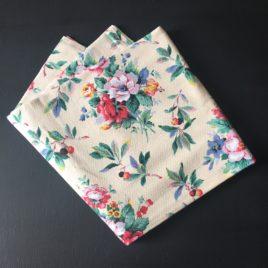 fleuri gaufré 50