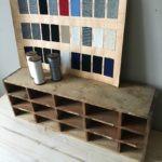 casiers bois ancien