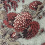 roses et dahlias détail 1