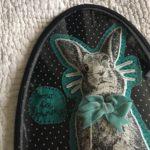 bow tie bunny