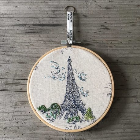 kit Tour Eiffel modèle