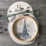 kit Tour Eiffel fournitures