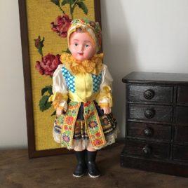 poupée folklorique slave