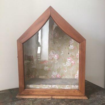 vitrine ancienne à poser