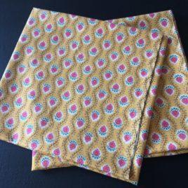 tissu provençal ancien coupons