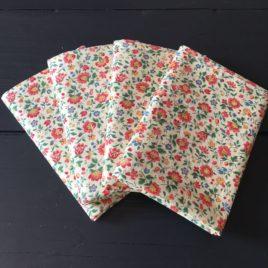 tissu champêtre coupon