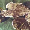 Grand motif végétal détail