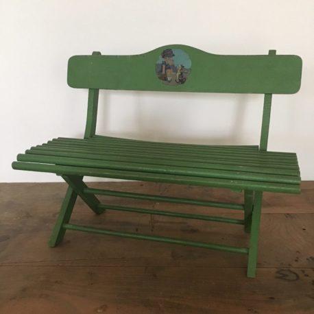 Banc vert