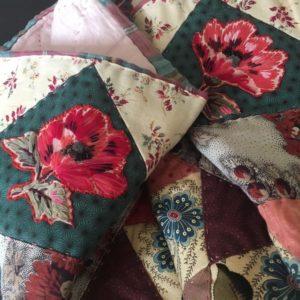 patch fleurs