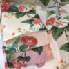 ashley glazed chintz