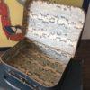 petite valise intérieur