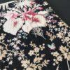 Bouquet fleurs et papillons