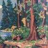 forêt détail