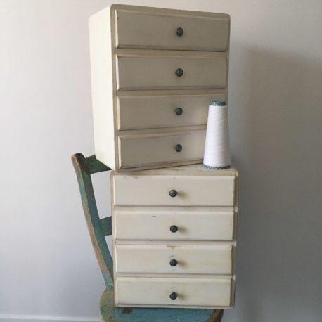 meuble rangement 4 tiroirs