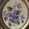violettes détail