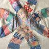 wedding ring quilt top motifs