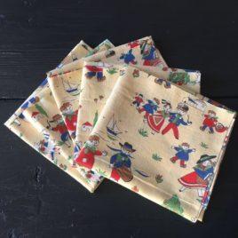 tissu enfantin breton