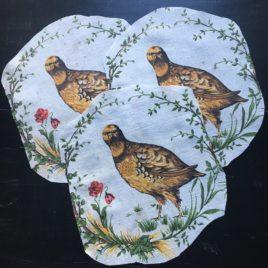 Vignette poule faisanne