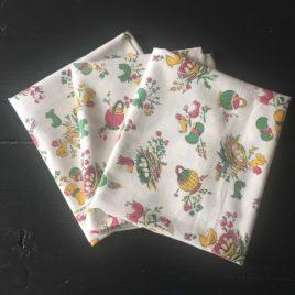 tissu de pâques