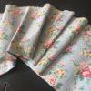 Bouquets azurés motif