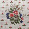 coton Laura Ashley motif