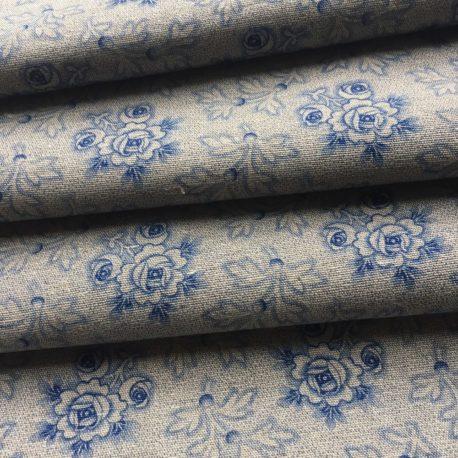 roses en gris-bleu aperçu