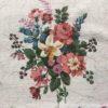 Bouquets anglais motif