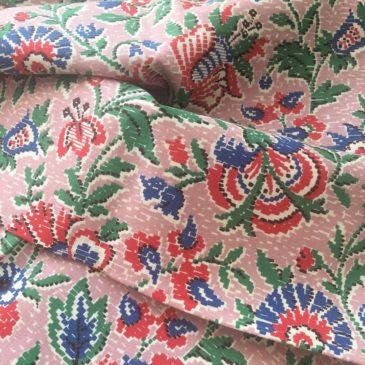ikat motif indienne