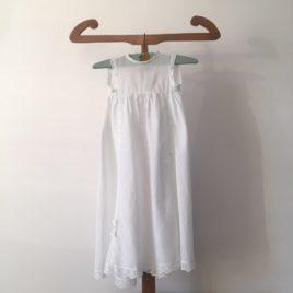 robe enfant ancienne longue