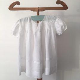 robe enfant coton fin