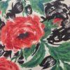 roses en buisson zoom
