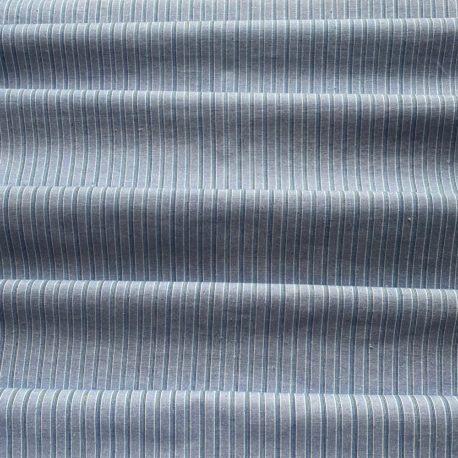 finette bleue rayée