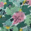 fleur de trèfle zoom
