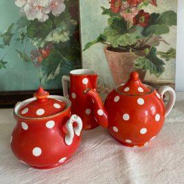 trio thé