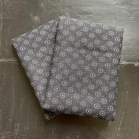 Fermière noire coton vintage 50'