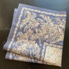 carré tissu Primrose Bordier